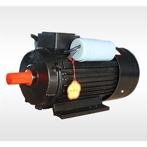 Hay machine Series motor