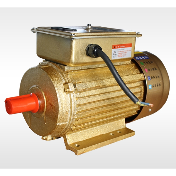 Crusher series motor